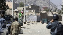 Năng lực quân sự của Taliban ở Afghanistan gia tăng bất chấp Mỹ can thiệp quân sự