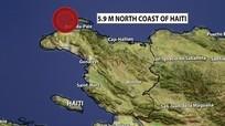 Haiti: Ít nhất 10 người thiệt mạng sau trận động đất 5,9 độ richter