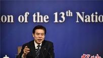 """""""Mỹ không nên đánh giá thấp quyết tâm và ý chí của Trung Quốc"""""""