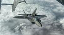 Chiến đấu cơ tàng hình Mỹ xua đuổi 587 máy bay Nga, Iran trên không phận Syria
