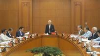 Tổng Bí thư, Chủ tịch nước: Khẩn trương xử lý các vụ án tham nhũng, kinh tế