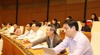 Quốc hội biểu quyết thông qua 2 Nghị quyết, thảo luận 4 dự án luật