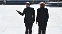 Ukraina không thể gia nhập NATO vì thỏa thuận của Putin và Angela Merkel