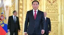 Đại sứ Việt Nam Ngô Đức Mạnh - người thiết lập kỷ lục trong quan hệ Việt -Nga
