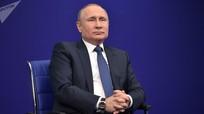 Tổng thống Putin không chúc mừng lãnh đạo Gruzia và Ukraina nhân năm mới và Giáng sinh