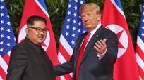 """Nhận được lá thư """"tốt đẹp"""", Tổng thống Mỹ hy vọng sẽ sớm gặp nhà lãnh đạo Triều Tiên"""