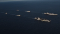 Mỹ kêu gọi tăng cường năng lực hải quân đối phó Nga, Trung Quốc