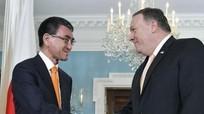 Ngoại trưởng Nhật điện đàm với ông Mike Pompeo về cuộc gặp thượng đỉnh Mỹ-Triều