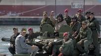 Quân đội Venezuela bắt đầu một tập trận lớn kéo dài 6 ngày