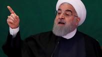 """Tổng thống Iran: """"Không bao giờ có thể tin vào lời nói và những hứa hẹn của người Mỹ"""""""