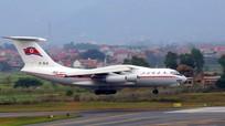 Hàng trăm nhân viên an ninh Triều Tiên theo đường hàng không đến Hà Nội