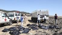 Nạn nhân đến từ 35 quốc gia: Vụ máy bay rơi ở Ethiopia trở thành thảm kịch quốc tế