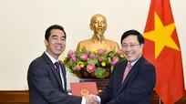 Thủ tướng Chính phủ bổ nhiệm Thứ trưởng Bộ Ngoại giao