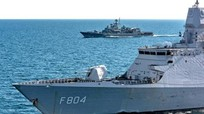 Hạm đội NATO tiếp cận biển Azov trong cuộc bầu cử Tổng thống Ukraine