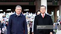 """Hàn Quốc bắt tay Trung Á thúc đẩy """"Chính sách phương Bắc mới"""""""