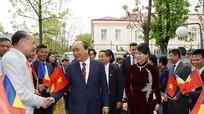 Thủ tướng mong muốn kiều bào tại Romania tiếp tục giữ gìn và phát huy bản sắc dân tộc