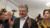 Poroshenko chia sẻ khó khăn trong nhiệm kỳ tổng thống Ukraine