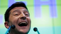 Tổng thống đắc cử Ukraine sốt sắng việc gia nhập NATO, EU