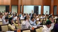 Đại biểu HĐND thành phố Hồ Chí Minh thống nhất lùi chương trình sữa học đường