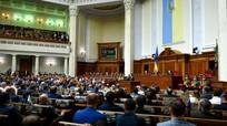 Tân Tổng thống Ukraine giải tán Quốc hội