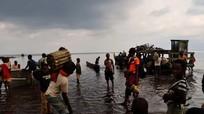 Hơn 100 người mất tích trong thảm họa chìm tàu ở Congo