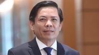 Bộ trưởng Bộ GTVT Nguyễn Văn Thể thẳng thắn nhận trách nhiệm về những mặt hạn chế