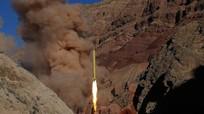 Iran phóng thử tên lửa đạn đạo giữa lúc căng thẳng với Mỹ