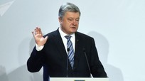 Cựu Tổng thống Ukraina Poroshenko bị tấn công ở Kiev