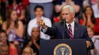 Phó Tổng thống Mỹ gánh trách nhiệm thay ông Trump tại châu Âu?
