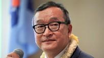 Thủ tướng Hun Sen đề nghị ASEAN giúp bắt cựu lãnh đạo đảng đối lập CNRP Sam Rainsy