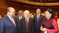 Năm thứ hai liên tiếp đạt và vượt toàn bộ chỉ tiêu Quốc hội giao