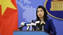 Người phát ngôn Bộ Ngoại giao Việt Nam Lê Thị Thu Hằng lên tiếng về vụ phát hiện 39 thi thể tại Anh