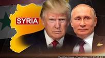 Trump trở lại Syria - Putin vẫn là 'bậc thầy' tại Trung Đông?