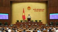 Chiều nay (25/11), Quốc hội tiến hành bầu nhân sự mới