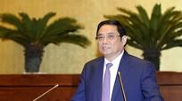 Trưởng ban Tổ chức Trung ương: Không để lọt cán bộ không đủ tiêu chuẩn vào cấp ủy
