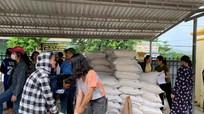 Chính phủ hỗ trợ gạo cho người dân tỉnh Nghệ An dịp Tết Canh Tý