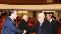 Tổng Bí thư Nguyễn Phú Trọng chủ trì Hội nghị gặp mặt nguyên lãnh đạo cấp cao của Đảng, Nhà nước