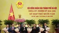 Thủ tướng Chính phủ phê chuẩn nhân sự 4 tỉnh, thành phố