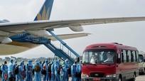 Từ nay đến Tết Nguyên đán, từng chuyến bay đón người về nước, các Bộ phải báo cáo Thủ tướng Chính phủ quyết định