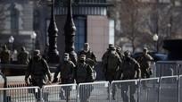 Hàng trăm binh sỹ lực lượng Vệ binh quốc gia Mỹ tham gia bảo vệ lễ nhậm chức nhiễm Covid-19