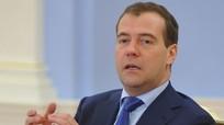 Ông Medvedev chỉ trích việc khóa tài khoản của ông Trump