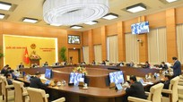 Thường vụ Quốc hội bàn thảo việc giới thiệu ứng cử đại biểu khóa XV