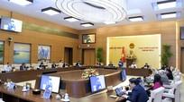 Kỳ họp cuối cùng của khóa XIV, Quốc hội bầu Chủ tịch nước, Thủ tướng, Chủ tịch Quốc hội