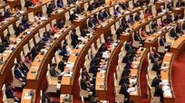 Quốc hội sẽ miễn nhiệm Chủ tịch nước, Chủ tịch Quốc hội, Thủ tướng Chính phủ trong tuần này