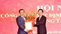 Đồng chí Đinh Tiến Dũng làm Bí thư Thành ủy Hà Nội