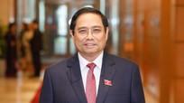 Đồng chí Phạm Minh Chính giữ chức Thủ tướng Chính phủ