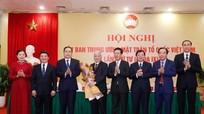 Ông Đỗ Văn Chiến giữ chức Chủ tịch Ủy ban Trung ương MTTQ Việt Nam