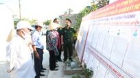 Bà con giáo dân Quỳnh Lưu hướng về ngày bầu cử