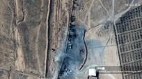Mỹ không kích các cơ sở ở biên giới Iraq-Syria