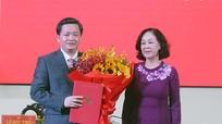 Chủ tịch HĐQT Vietinbank giữ chức Bí thư Tỉnh ủy Bến Tre; Báo Nhân Dân có Phó Tổng Biên tập mới
